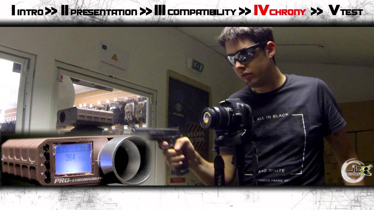 [53]Airsoft – Test – Colt 1911 Mk IV Cybergun