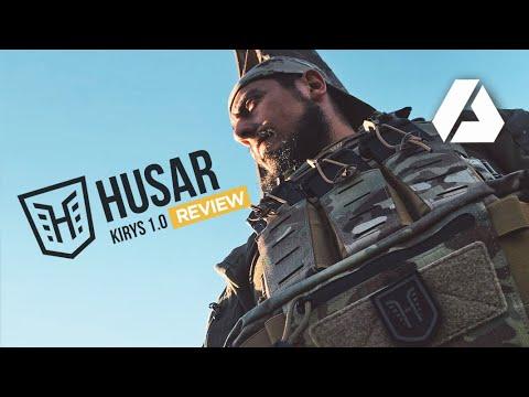 Exosquelette de combat | Porte-plaque Husar Kirys 1.0 – Revue de vitesse