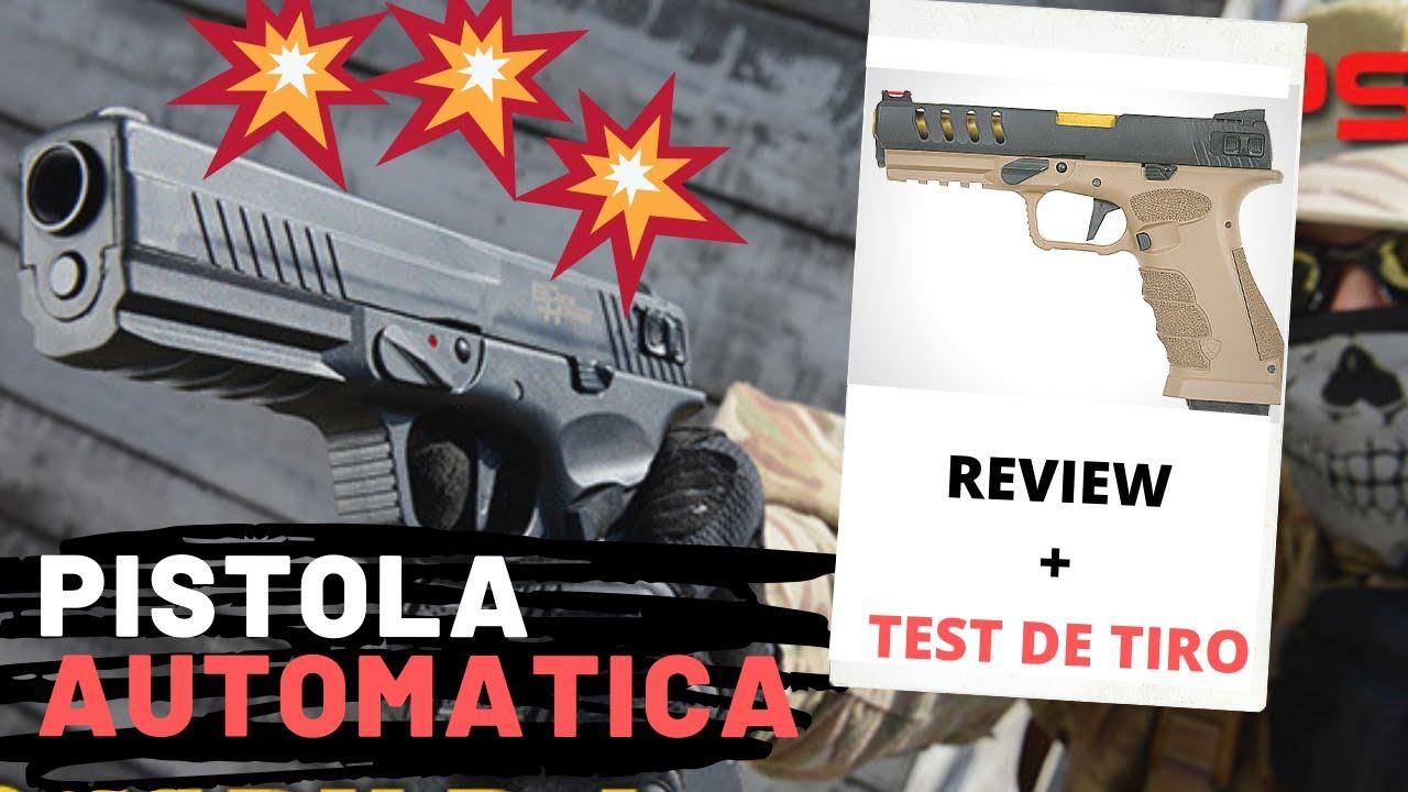 Avis du pistolet GLOCK AUTOMATIC AIRSOFT / Shark.B de APS