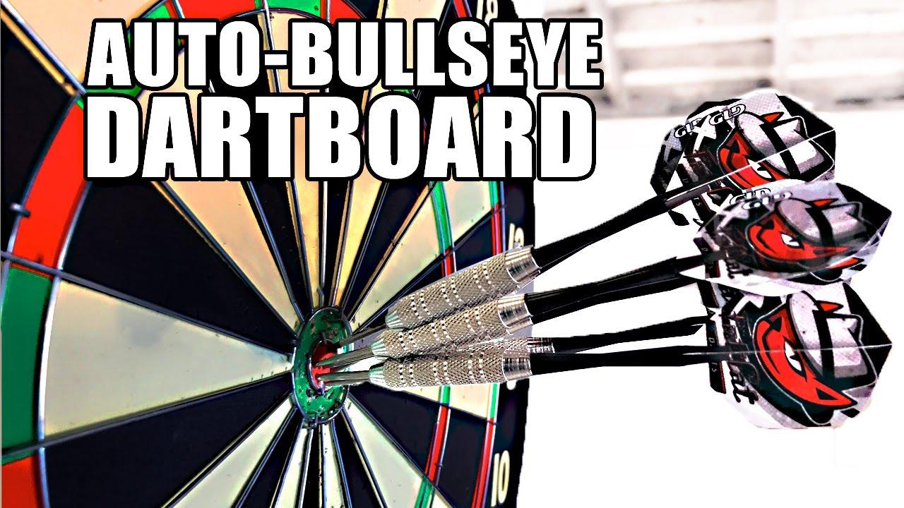 Bullseye automatique, DARTBOARD