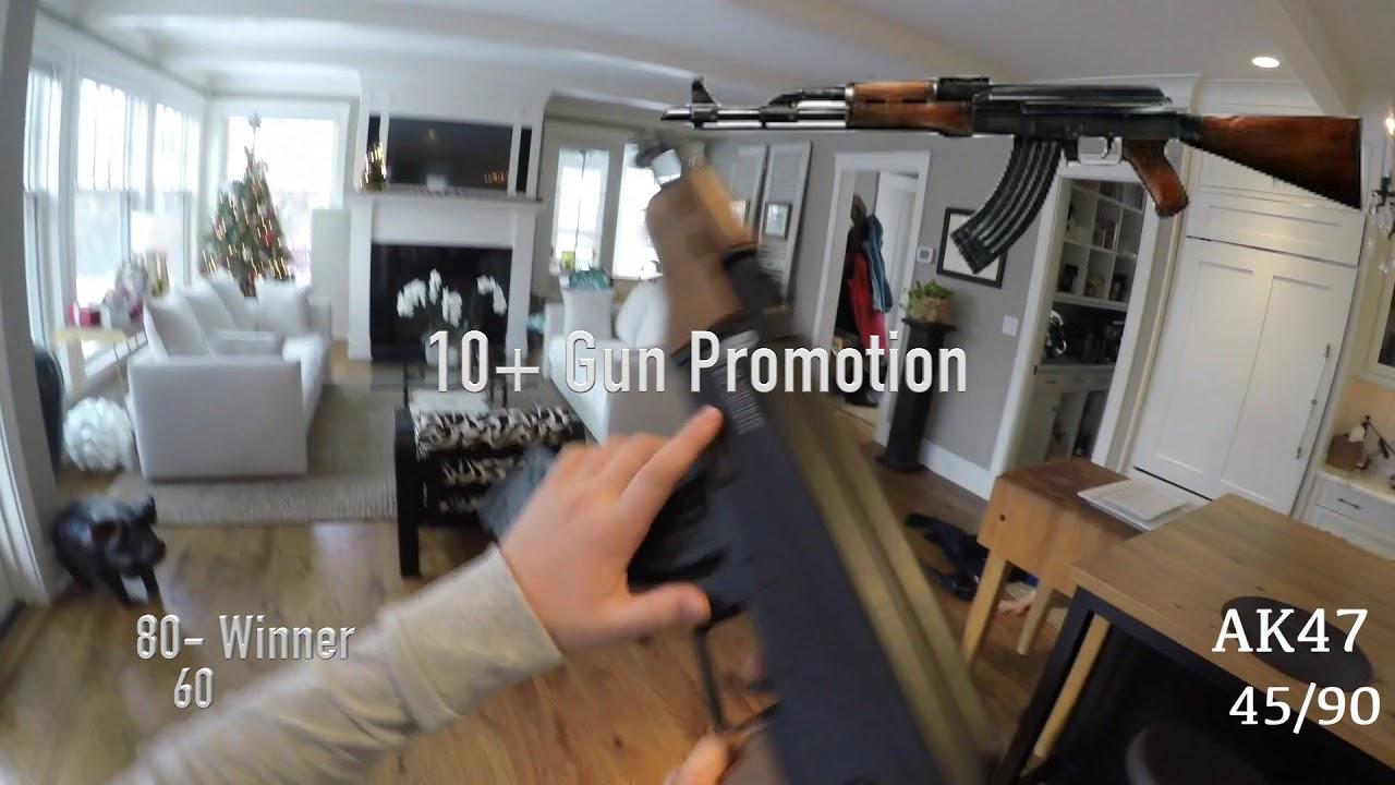 La vraie vie Gun Game 2.0 / Call Of Airsoft
