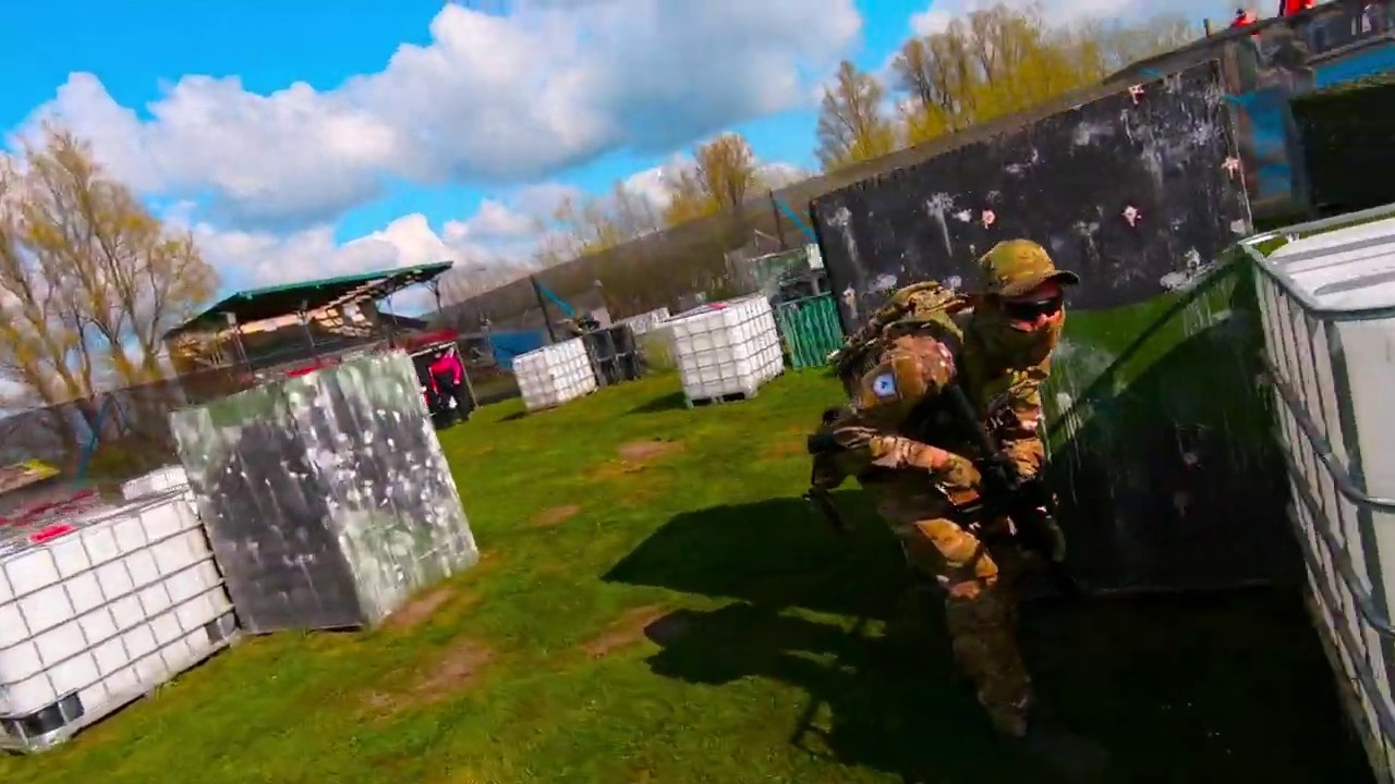 Ultimate Airsoft Competition – Teaser