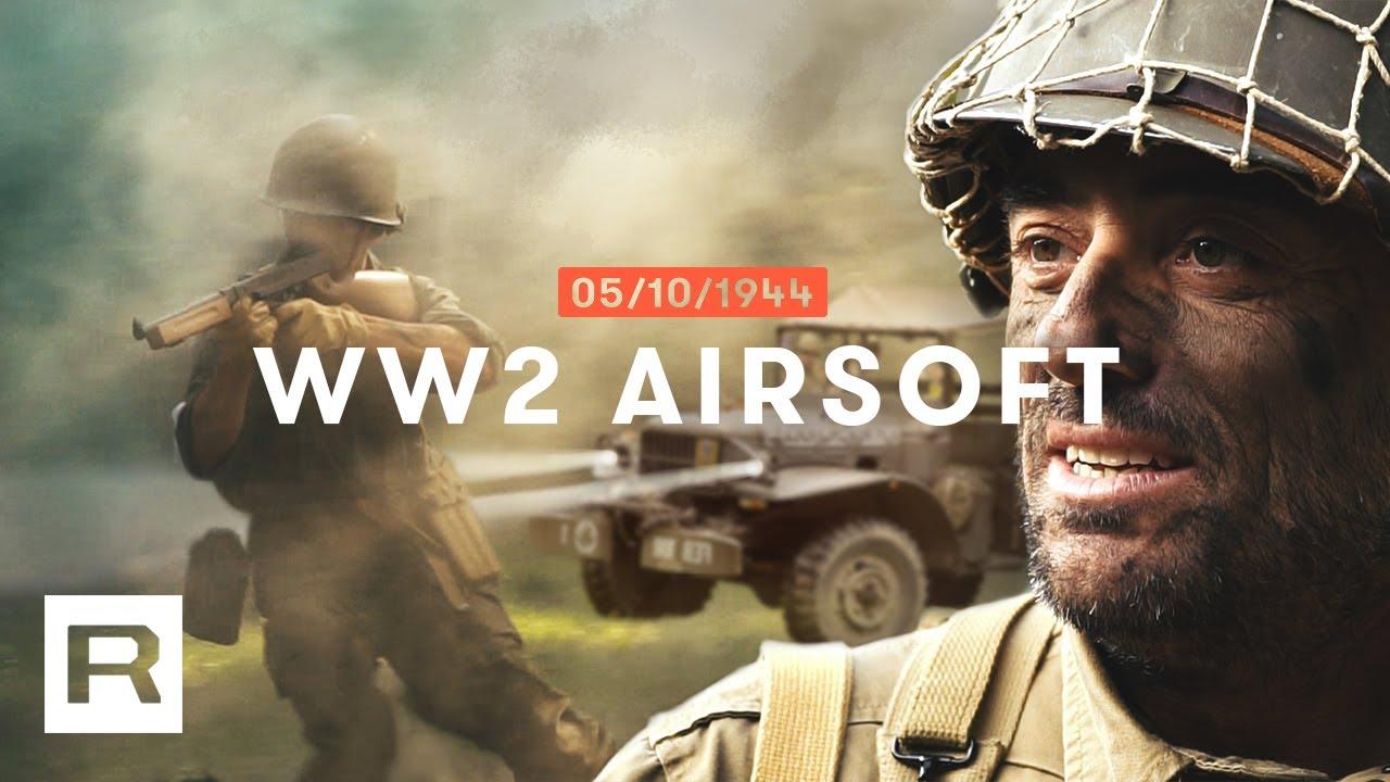 WW2 Airsoft Italian Reenactors | Au centre de la ligne gothique
