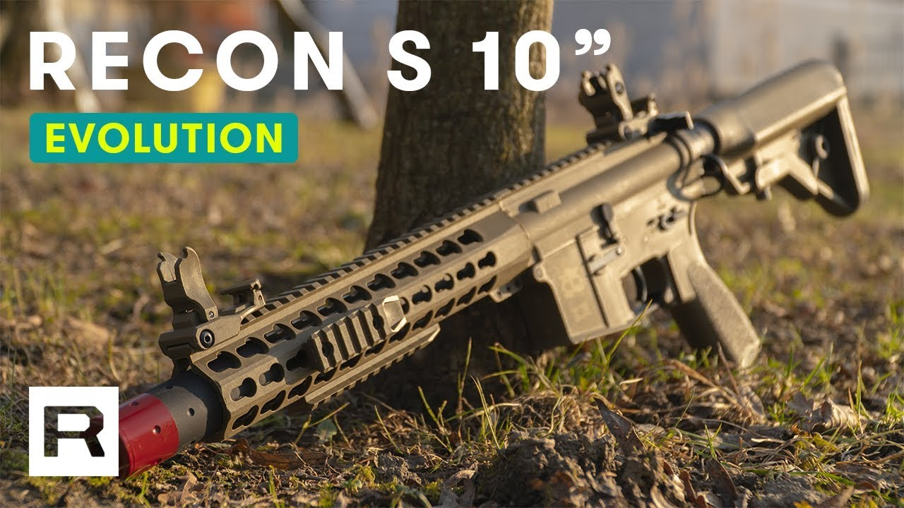 "Recon S 10 ""Silent Ops • Evolution Airsoft"
