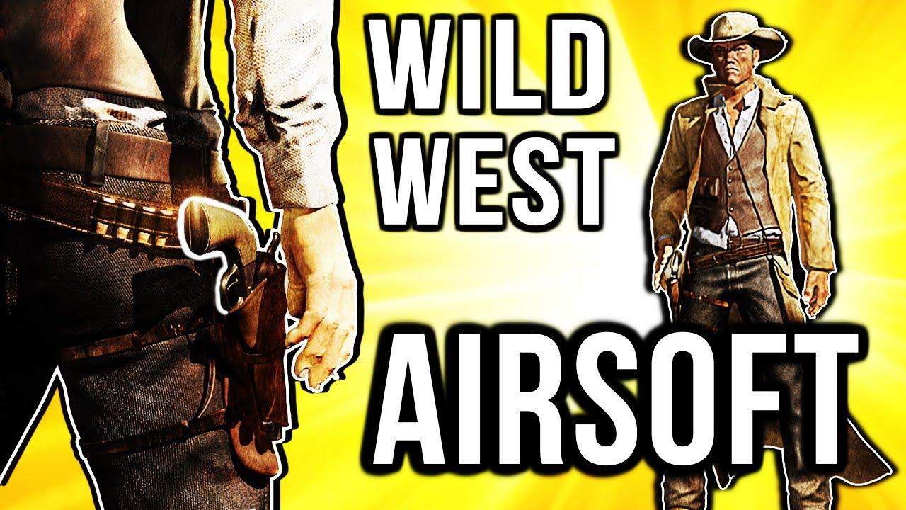 Airsoft WILD WEST | Chapitre un | Sniper des marais