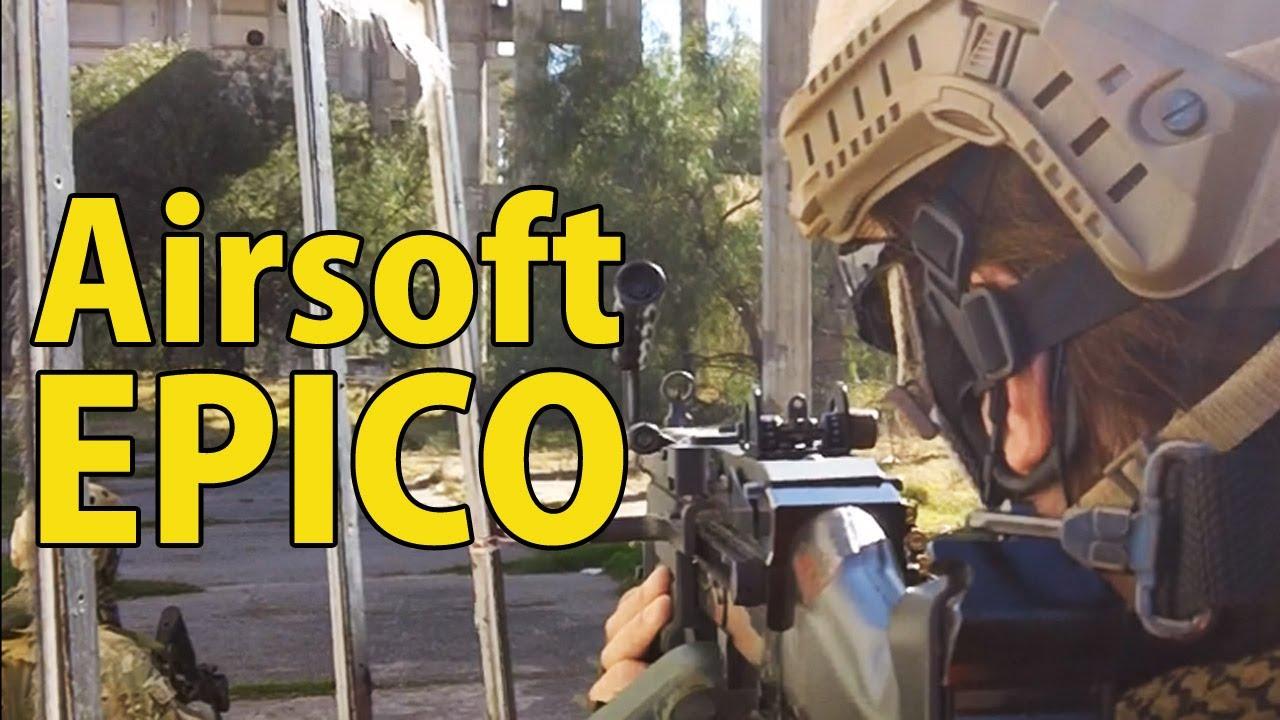 Airsoft Epico – Revue Airsoft Argentine