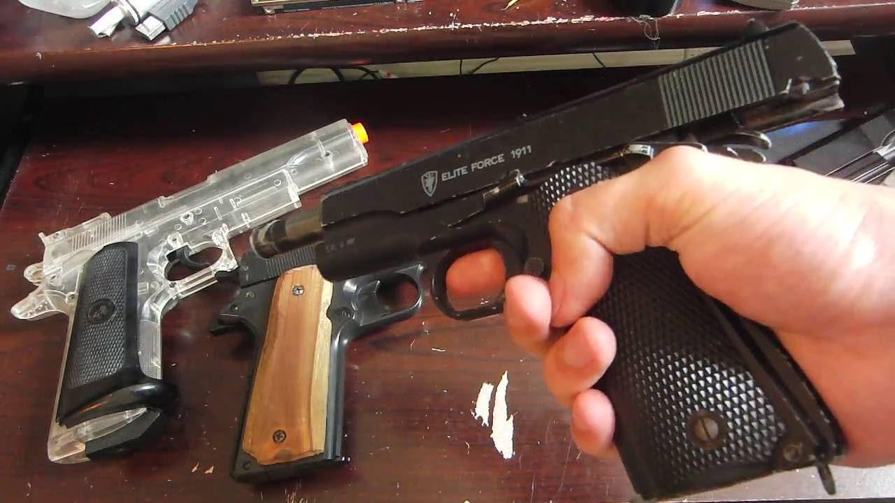 Pouvez-vous jouer à l'airsoft avec des pistolets à ressort bon marché? (avec audio)