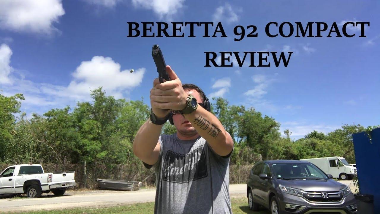 Beretta 92 Compact Review