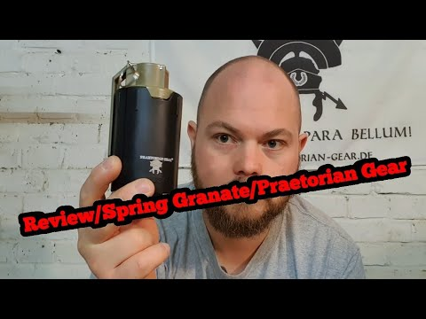 Donnez votre avis sur Springer Grenade Praetorian Gear