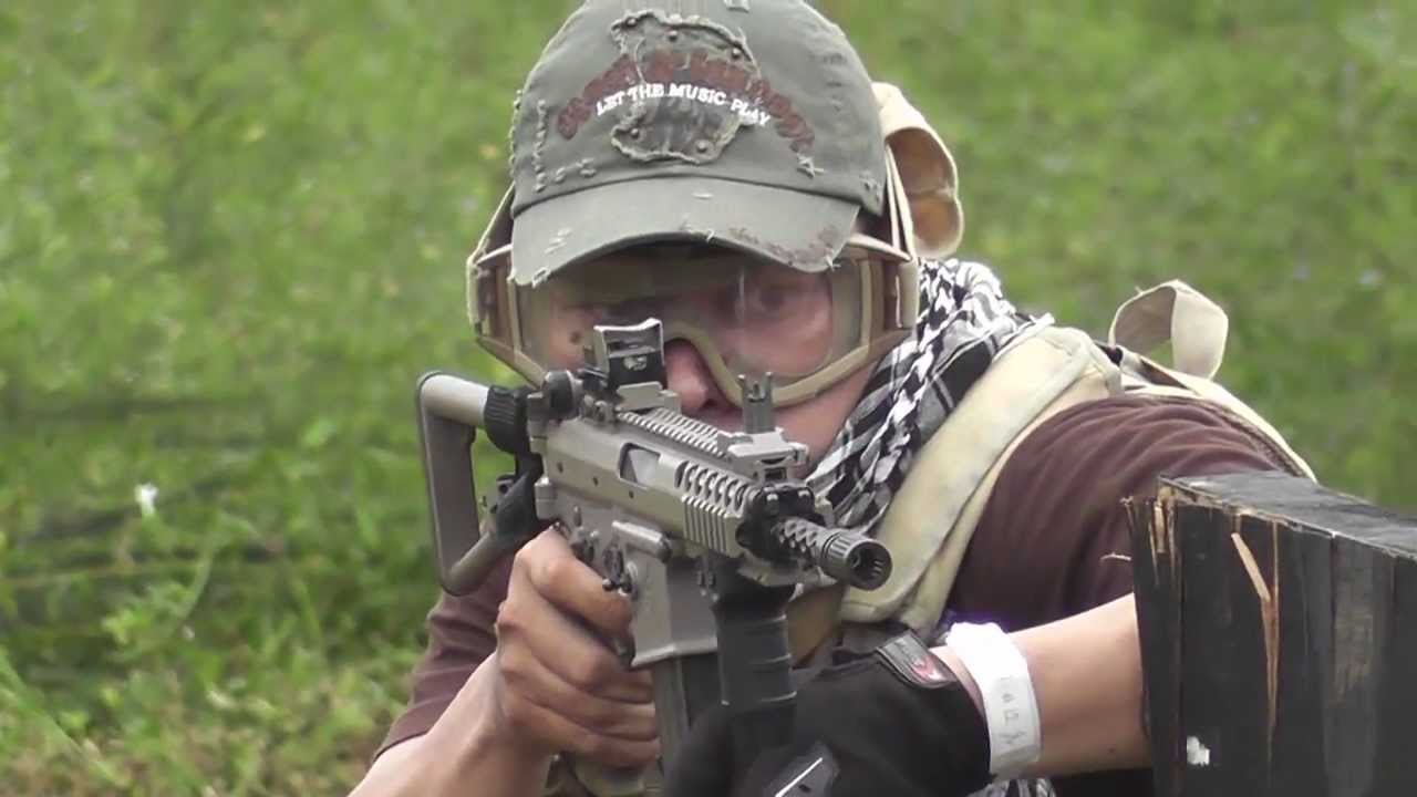 Concurrence Airsoft Situation CQB Critical 4