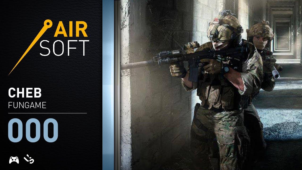 Airsoft Match Cheb | AFM Fungame à partir du 17.08.2013