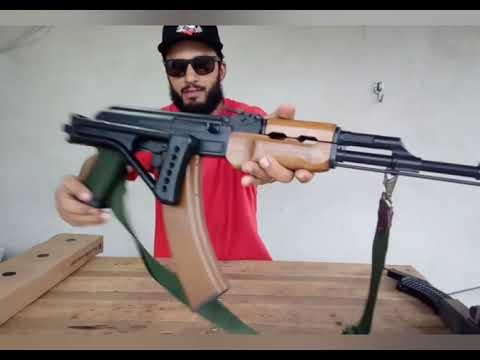 Combien coûte un airsoft? + AK 47 CYMA REVIEW (TACTIQUE MODIFIÉ)