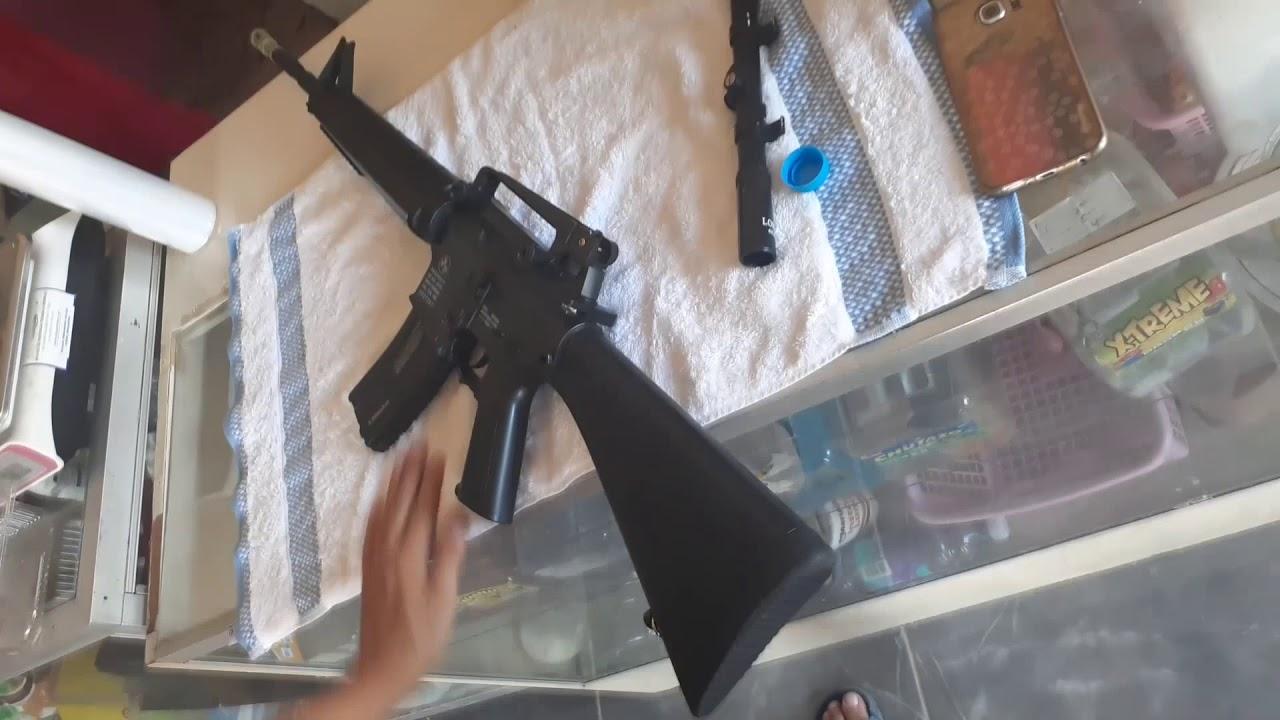 SÉRIE M16 GEL BLASTER automatique, FPS: 230 avis
