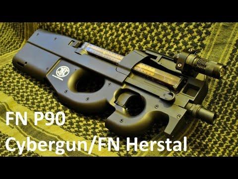 FN P90 Cybergun / FN Herstal. Revoir le Père Airsoft. (n ° 161)