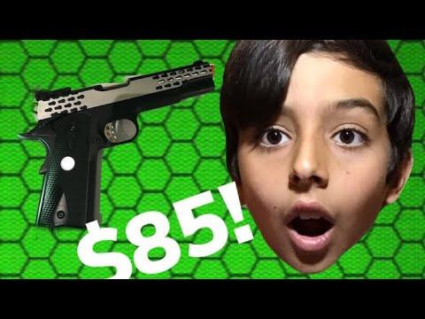 Armement de l'Armée R30 Airsoft Pistolet Gb Review