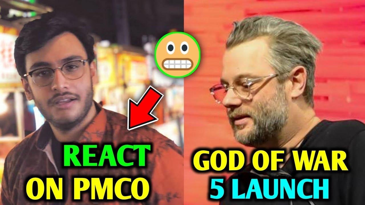Rawknee parle de Soul   Détail du classement PMCO   Lancement de God of War 5? – Cory Barlog