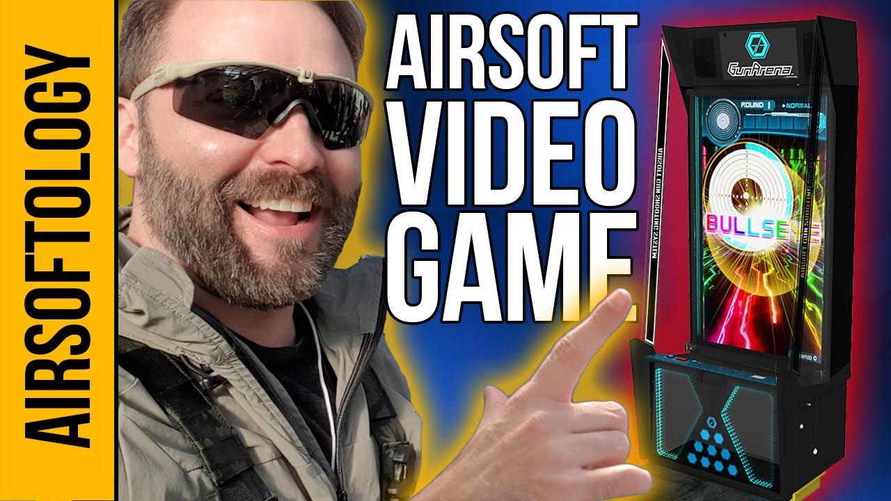 Ce jeu vidéo Airsoft est réel!