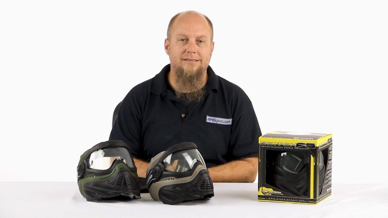 Masque de paintball thermique Proto Switch FS – Examen