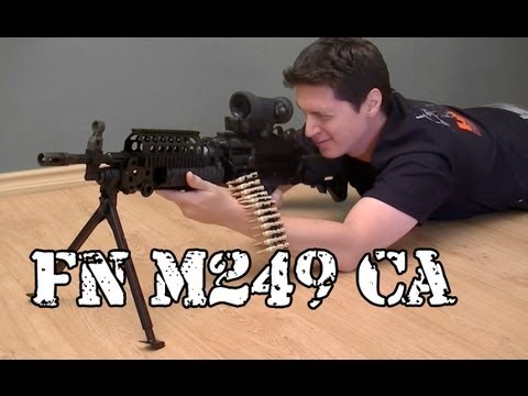 Test – FN M249 Classic Army – Airsoft France