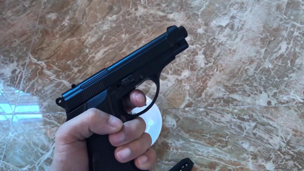 Donnez votre avis sur Airsoft M84 Full Metal Gun. Test de puissance forte