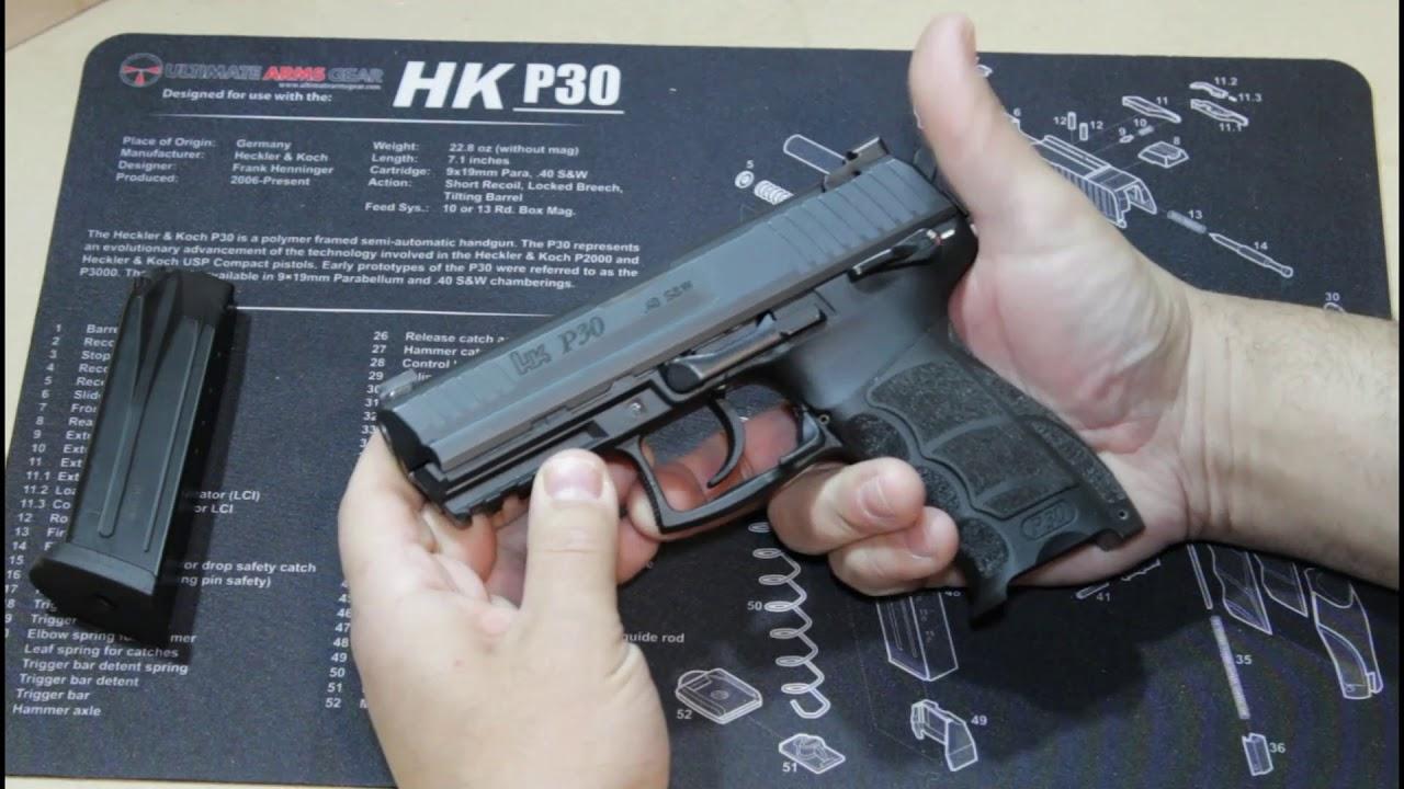 Heckler & Koch P30s V3 Commentaire