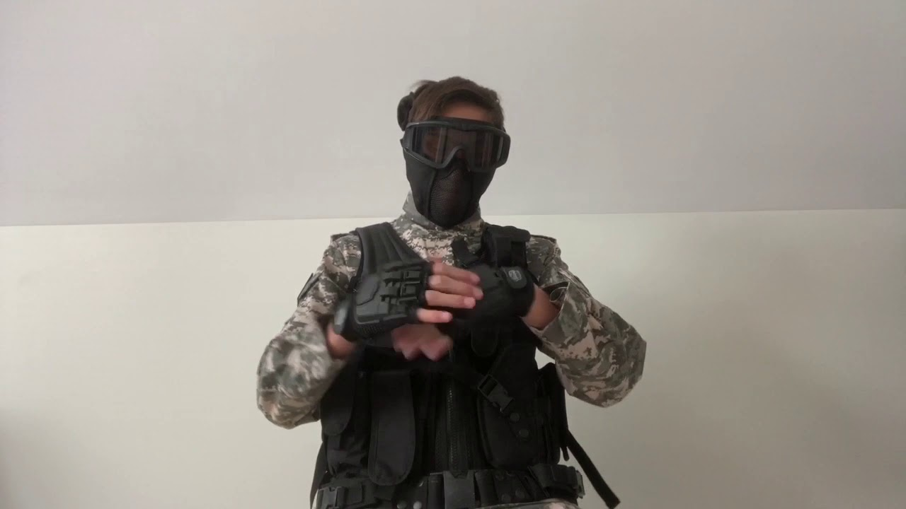 Eclipse Airsoft's Gear