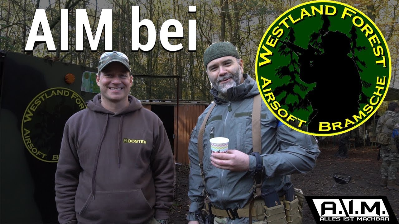 Test-Air | TestAIR Westland Forest Airsoft Bramsche