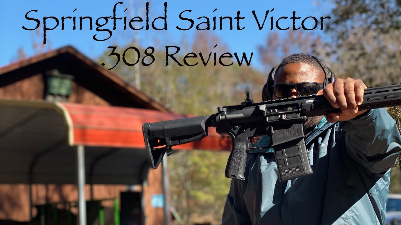 Discussion tactique Slap n ° 25: Examen du Springfield Saint Victor AR-10 .308