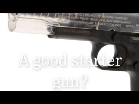 Stinger P311 airsoft critique de pistolet
