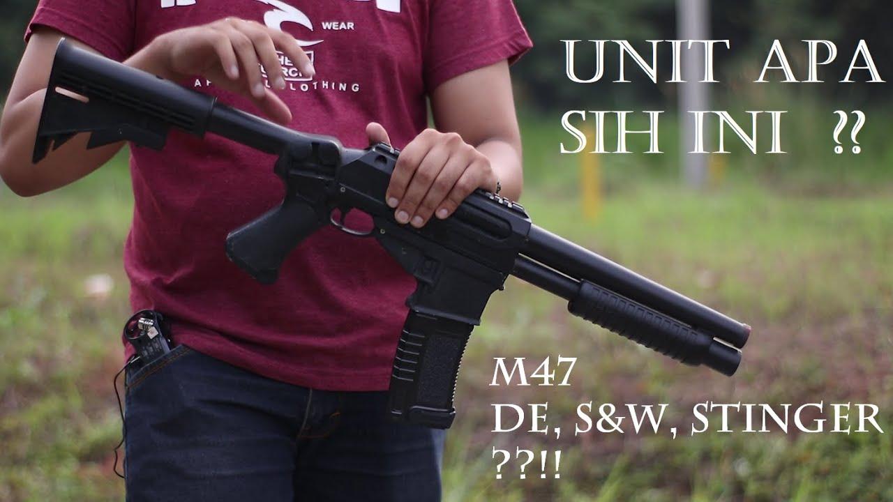 Avis unité M47 De, Stinger, S & W ???