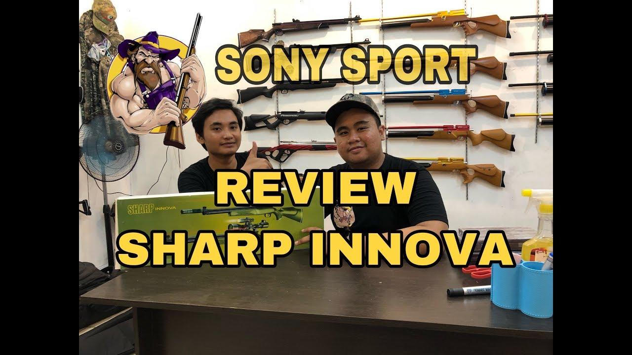 REVIEW SHARP INNOVA, pistolets à prix populaires, qualité concurrente! économique!