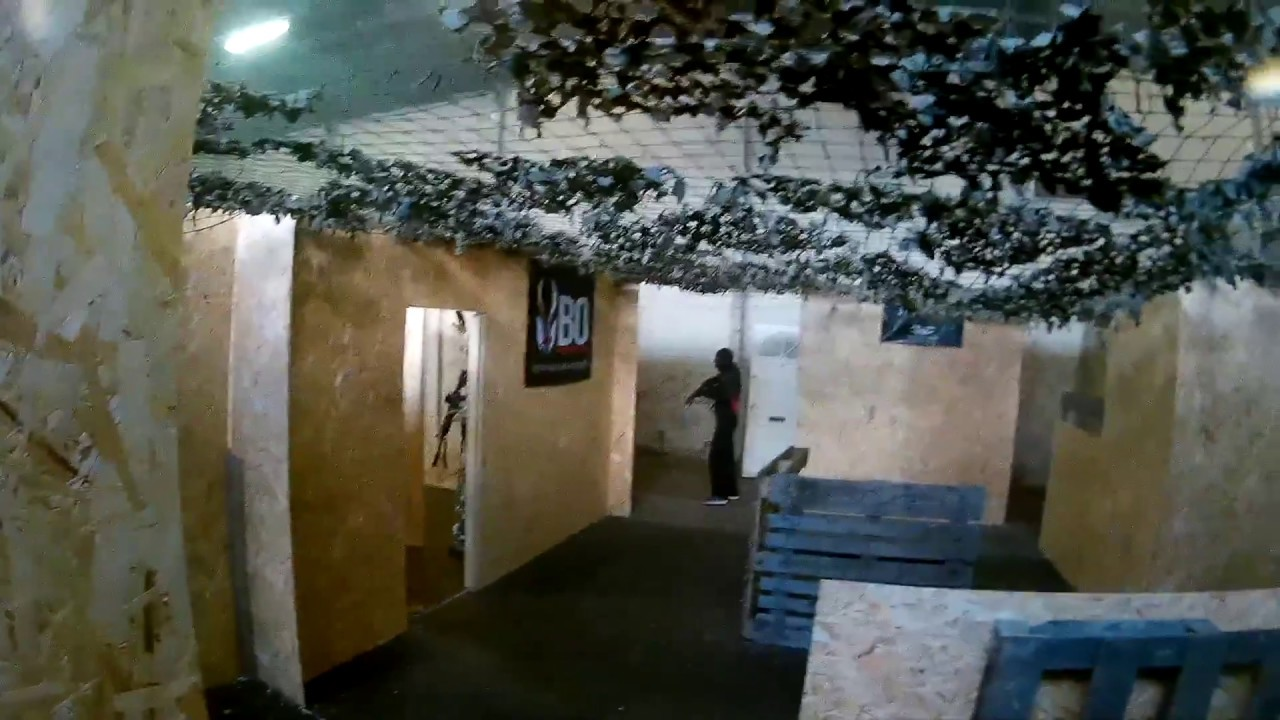 Airsoft cqb Killhouse Leeds gameplay vidéo