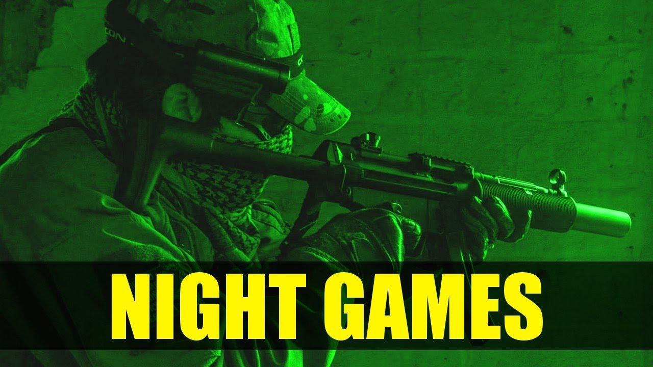 NIGHT GAMES – Trucs et astuces Airsoft