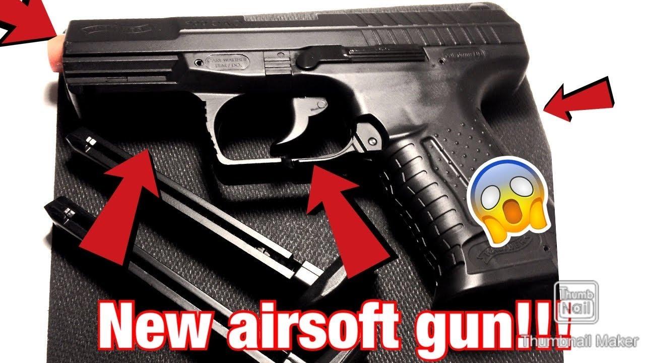 Nouvelle revue de pistolet airsoft Co2 !!! *assez bon*