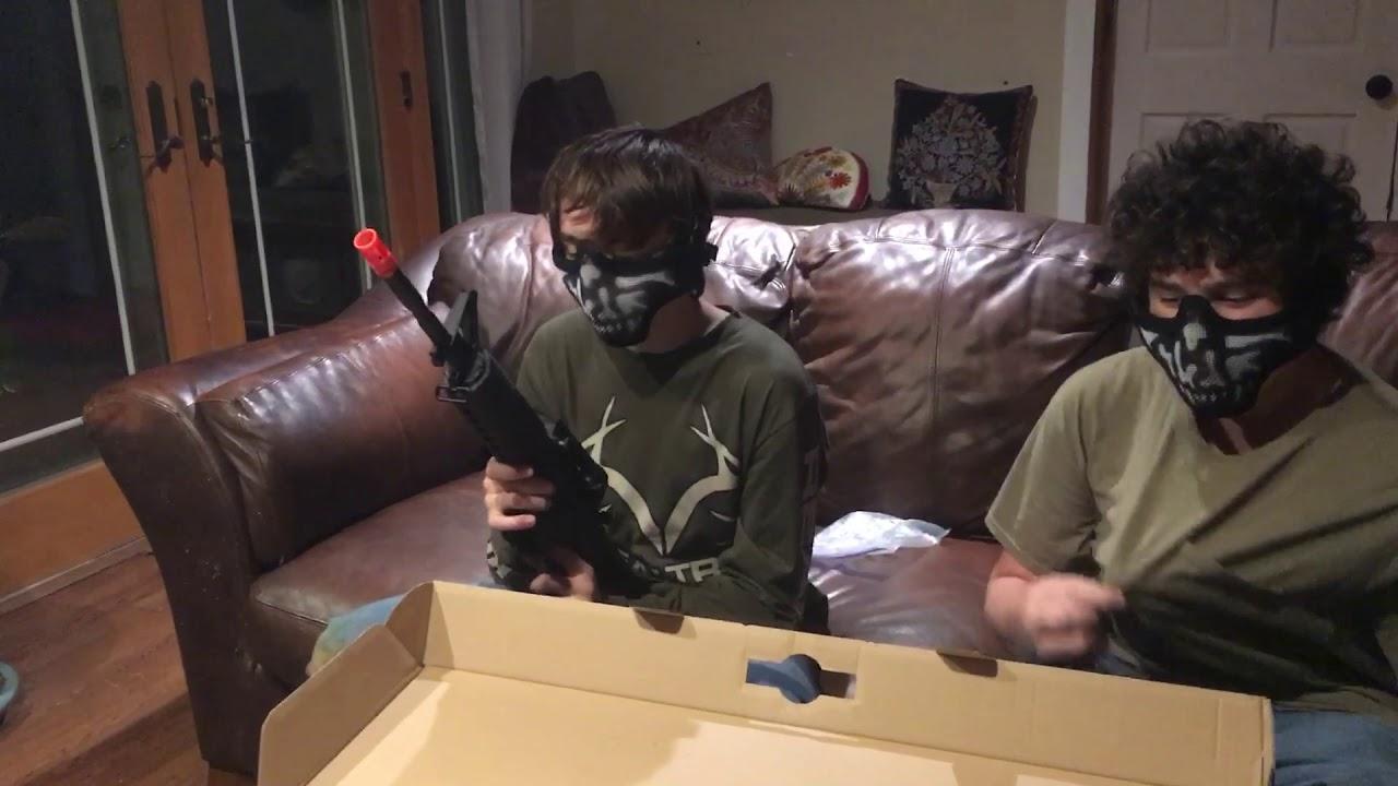AR47 airsoft gun review