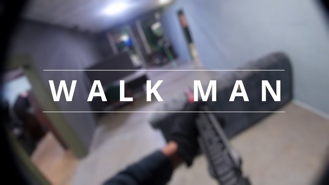 Walk Man | Airsoft surélevé