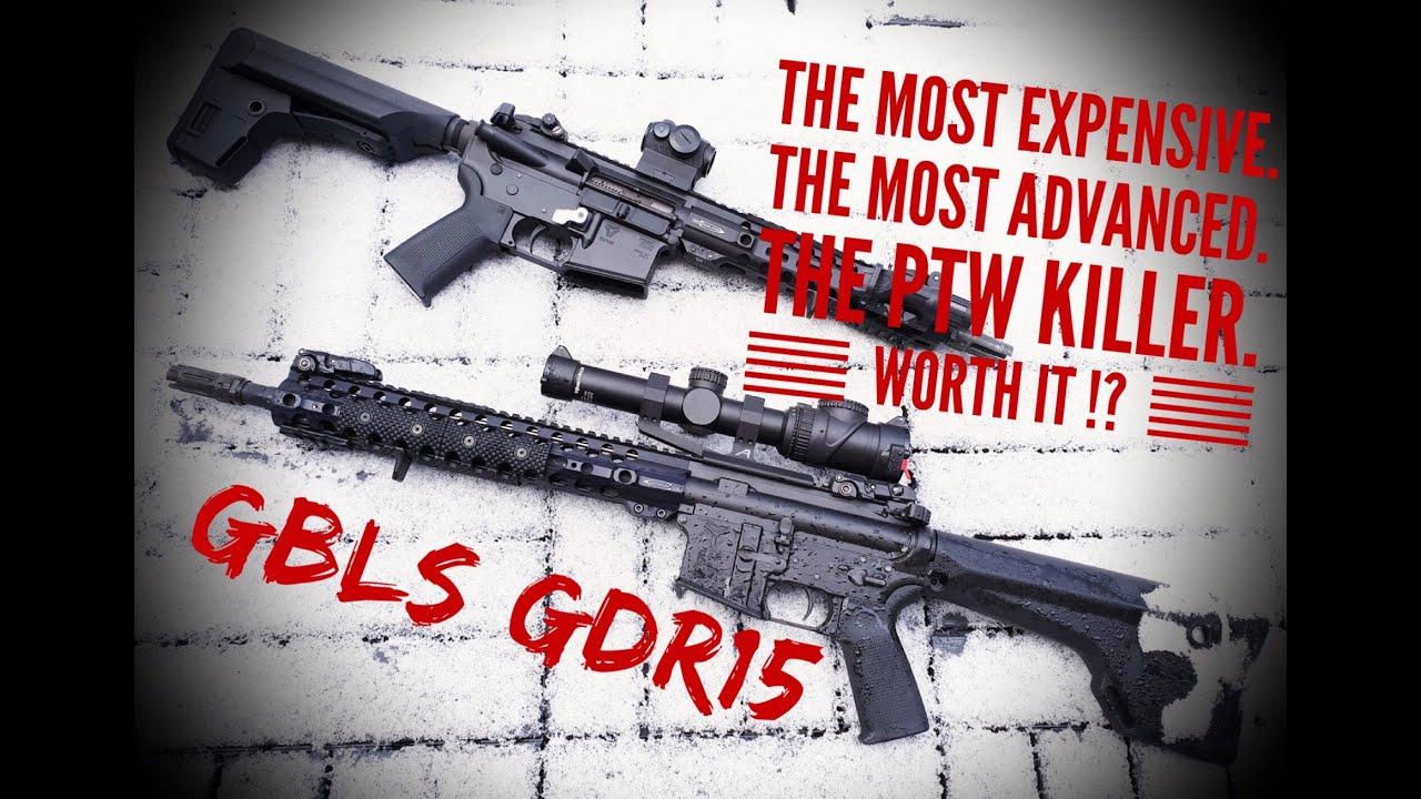 GBLS GDR15 DAS M4 revues honnêtes, comparaisons de modèles, et astuces, que vous devriez apprendre!