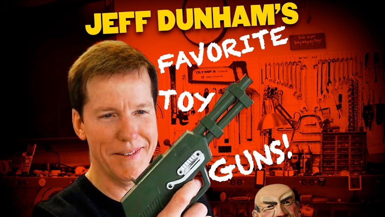 Les armes à jouets préférées de Jeff Dunham!   JEFF DUNHAM