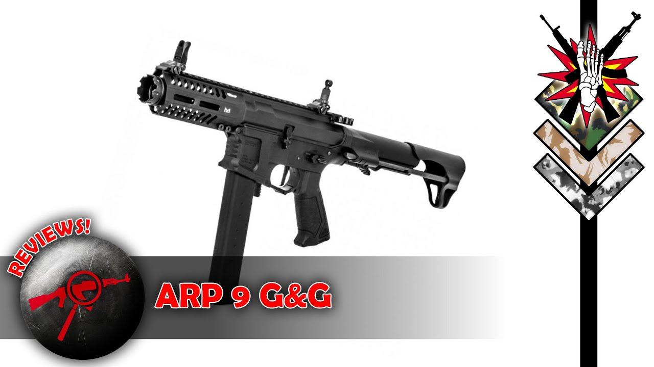 Critique: ARP 9 G & G. La nouvelle réplique de tanke!