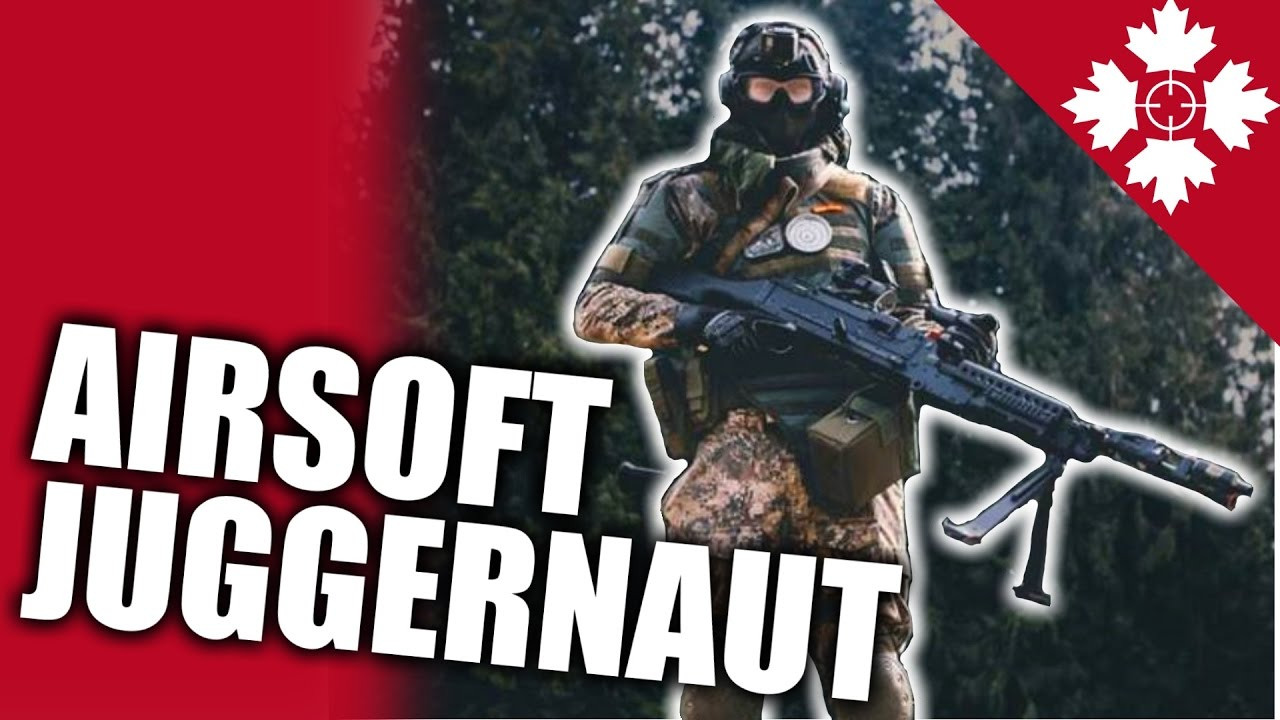 Airsoft Juggernaut