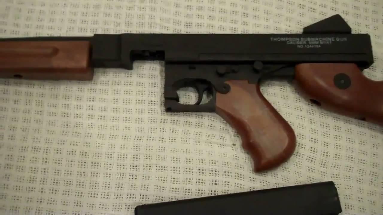 Thompson M1A1 Airsoft Gun Review