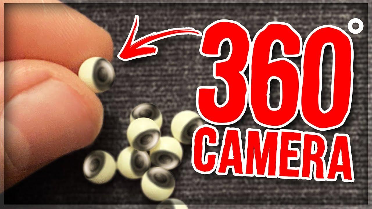 La NOUVELLE caméra Airsoft BB 360 ° (INSANE)