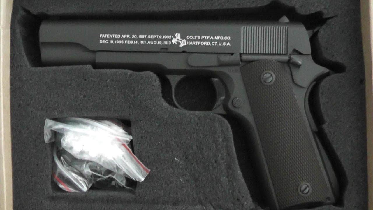 Pistolet Airsoft Tercel M1911 Colt 45