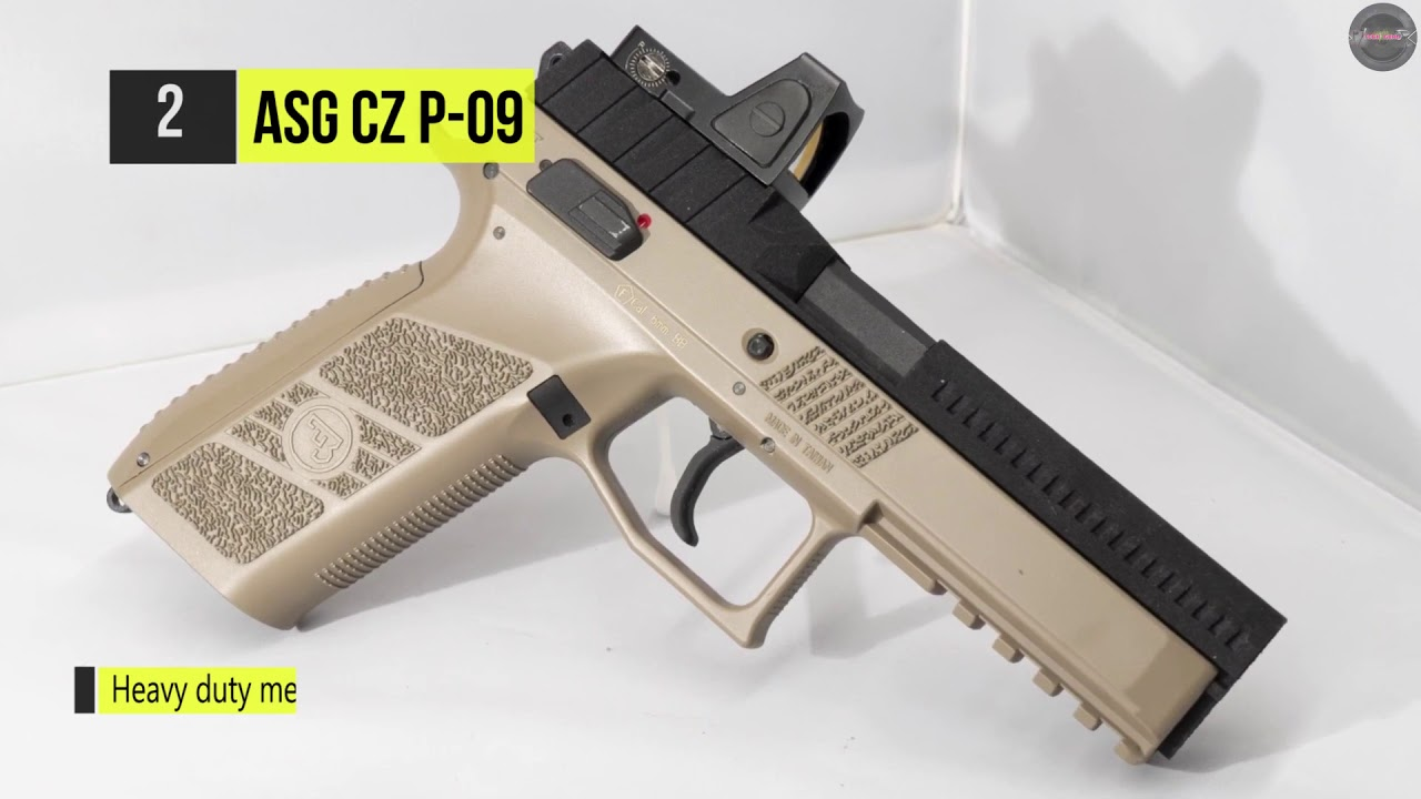 BEST 4: Airsoft Guns 2020