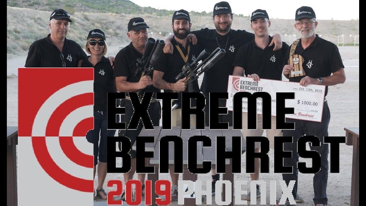 Mon point de vue sur Extreme Bench Rest 2019 avec RTI Arms nouveau Prophet