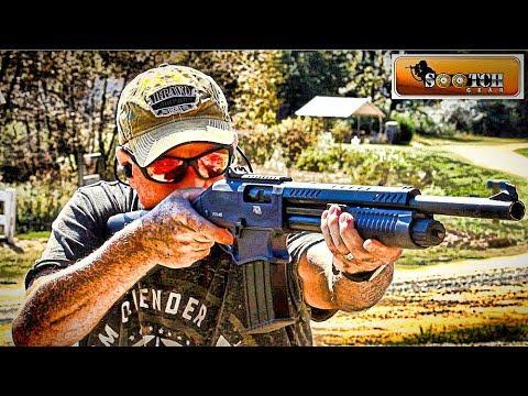 Examen du fusil à pompe RIA VRPA40