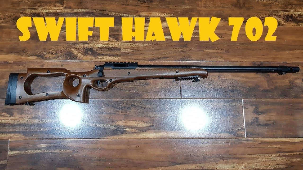 BOLBR: Examen du fusil de sniper Swift Hawk 702 Gel Blaster