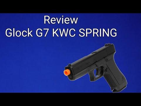 Évaluer Airsoft Glock G7 KWC SPRING