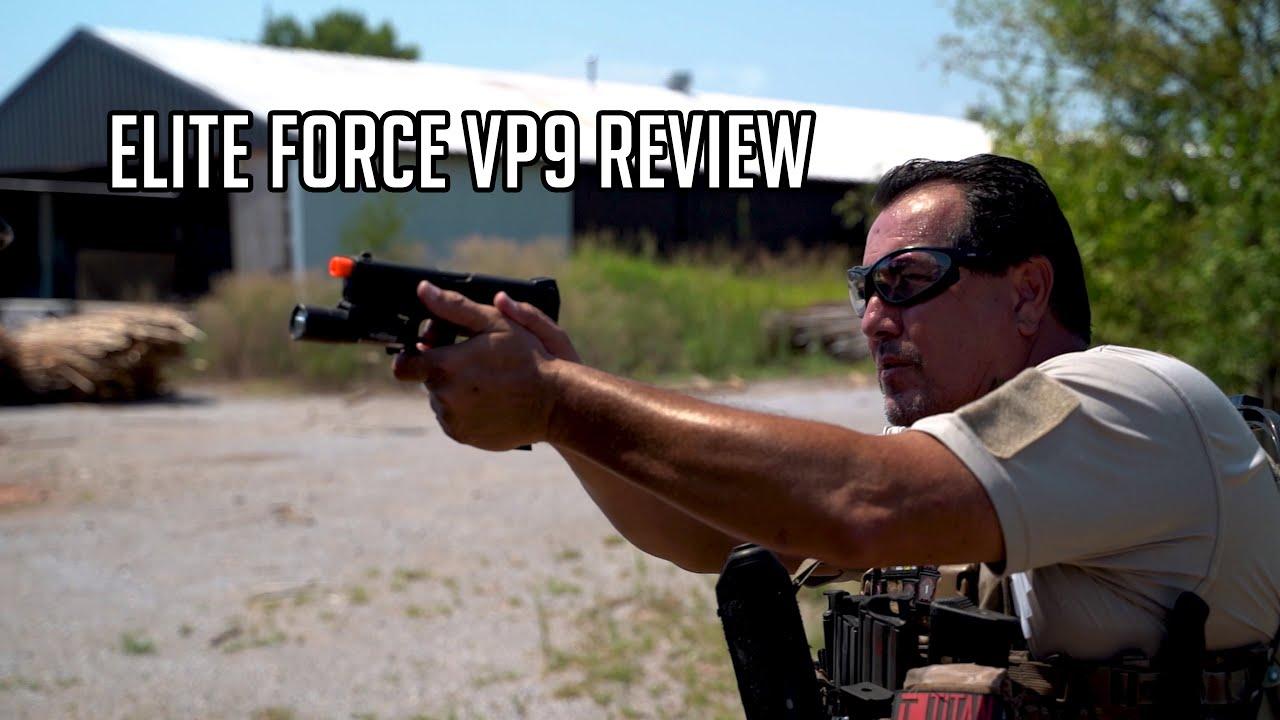 Critique de Elite Force H&K VP9