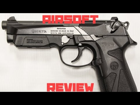 Beretta 90-two Airsoft Review